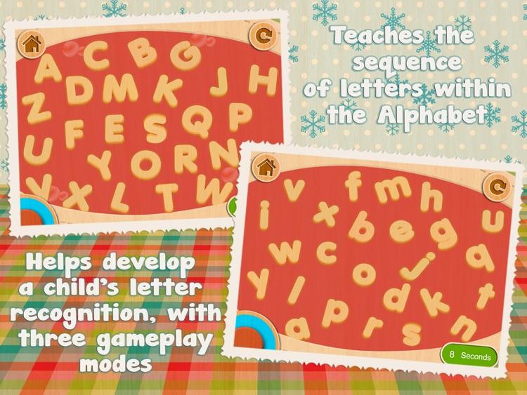 Cutie Monsters - Alphabet Soup