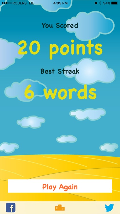 Riki - Counting Letters in Words screenshot-3