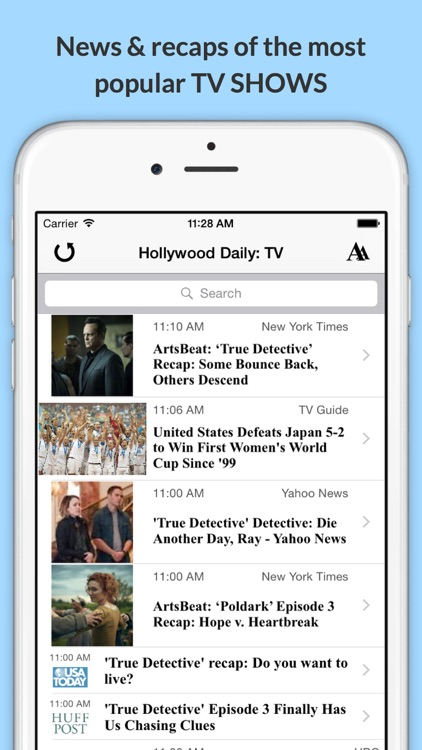 The Daily Planet Celeb!: Get the Latest News, Videos, Photos & More from Hollywood! screenshot-3