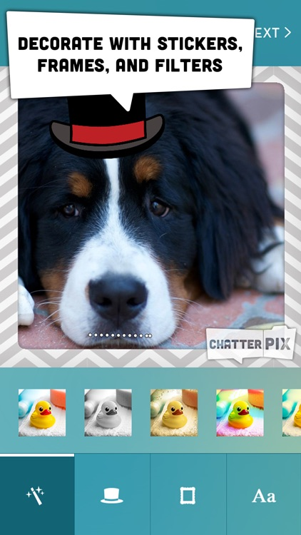 ChatterPix screenshot-1