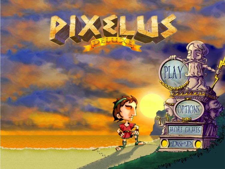 Pixelus Deluxe HD screenshot-3