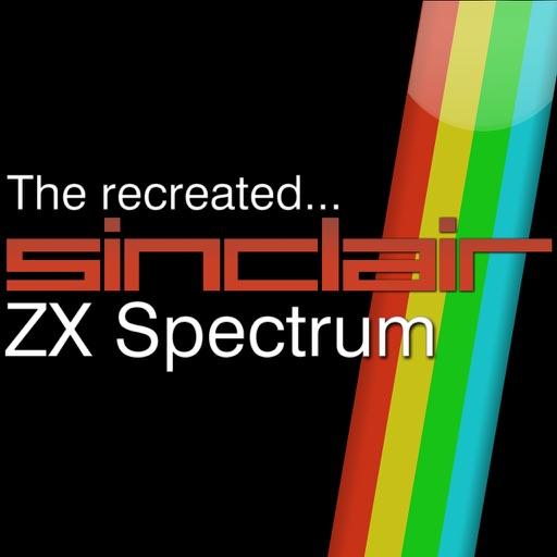 Recreated ZX Spectrum iOS App