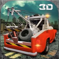 Activities of Tow Truck Driver Car Fix 3D Simulator