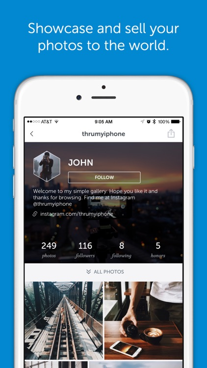 Twenty20 - Sell Your Photos & Build Your Audience