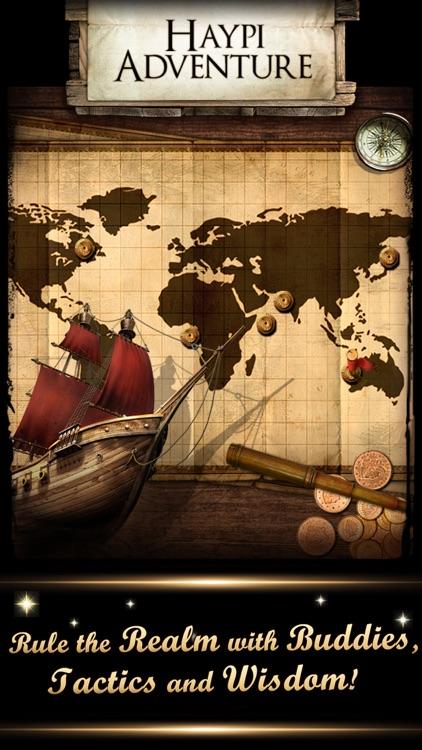 Haypi Adventure: Kingdom of Glory screenshot-4