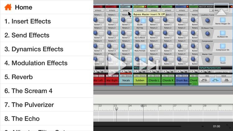 Mixing and FX Basics For Reason 8 screenshot-4