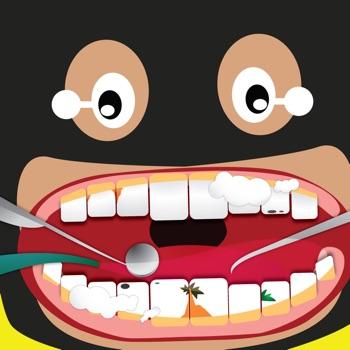 Bat Superhero Dentist - Fun Kids Game
