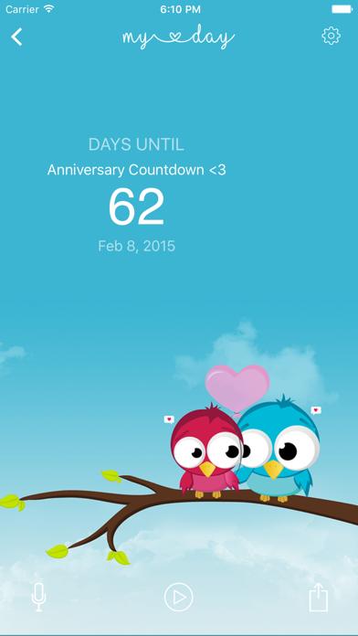 Event Countdown Days Left Counter - Date Reminder Widget,