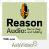 Audio Recording & Editing For Reason - ASK Video