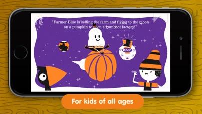 Have You Heard - kids interactive book app screenshot four