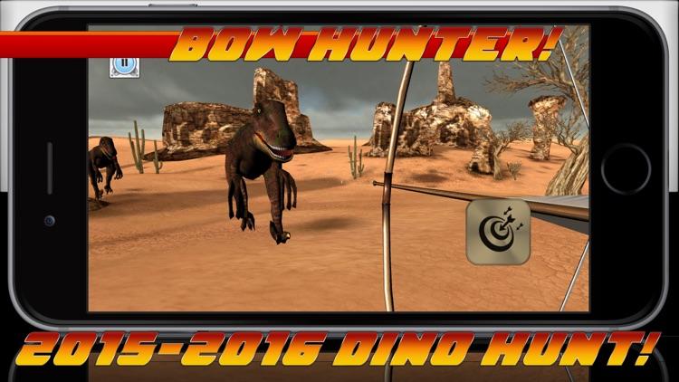 Dino-saur Bow Hunt-ing Island Survivor - 2015 to 2016 Snipe-r Hunter Pro