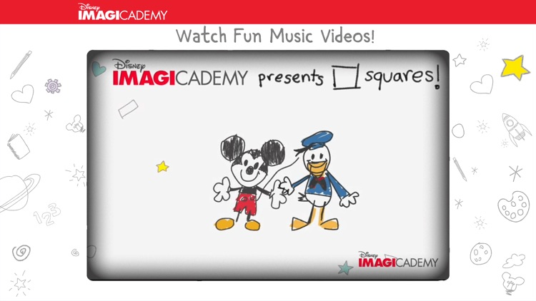Mickey's Shapes Sing-Along by Disney Imagicademy screenshot-4
