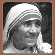 Mother Teresa Wisdom Deck