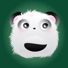 竹块冲击 - 熊猫在禁林先生 icon