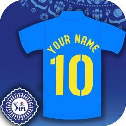 IPL Jersey Maker