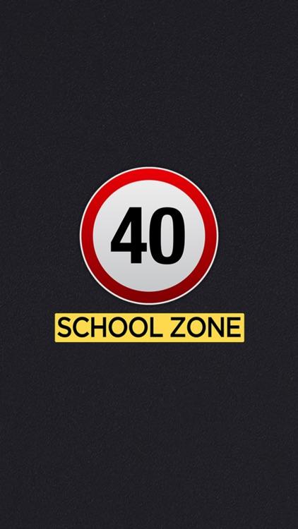 School Zone 40