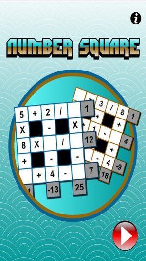 Number Square (Math Equation Puzzles) on the App Store