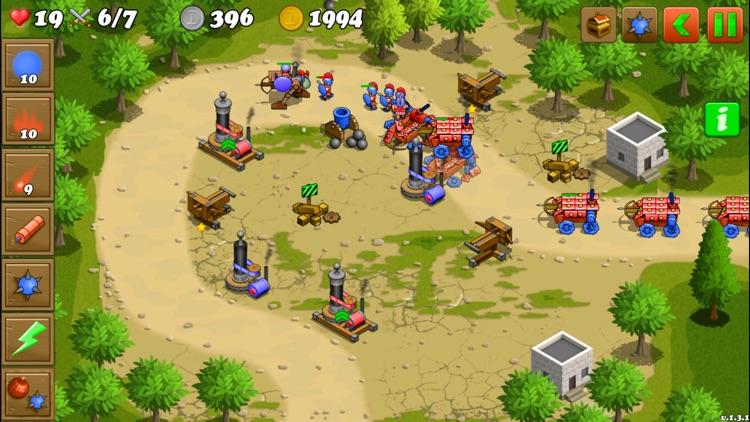 Islands Defense TD screenshot-3