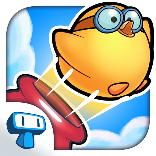 Chick-A-Boom - Cannon Launcher Game