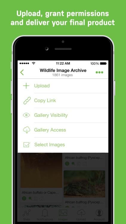 PhotoShelter screenshot-3