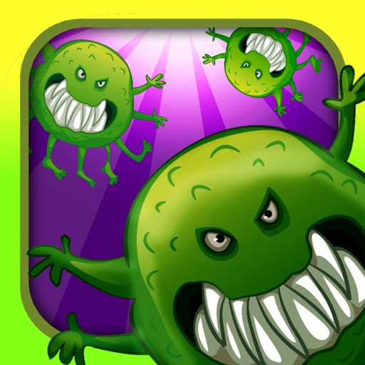 A Plague Infection Puzzle FREE - Virus Outbreak Challenge iOS App