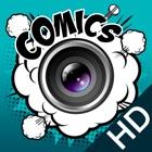 みんなのマンガ 「Manga Comics Camera free for iPad」 icon