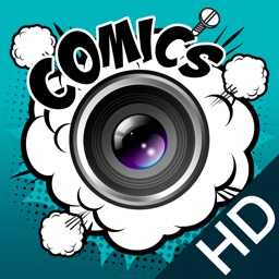 Manga Comics Camera free for iPad