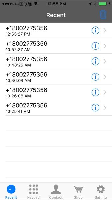 CallMe - Cheap International Callのおすすめ画像4
