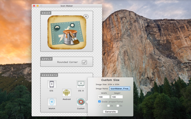 Icon Maker (asset Catalog For App Store Icons) review screenshots