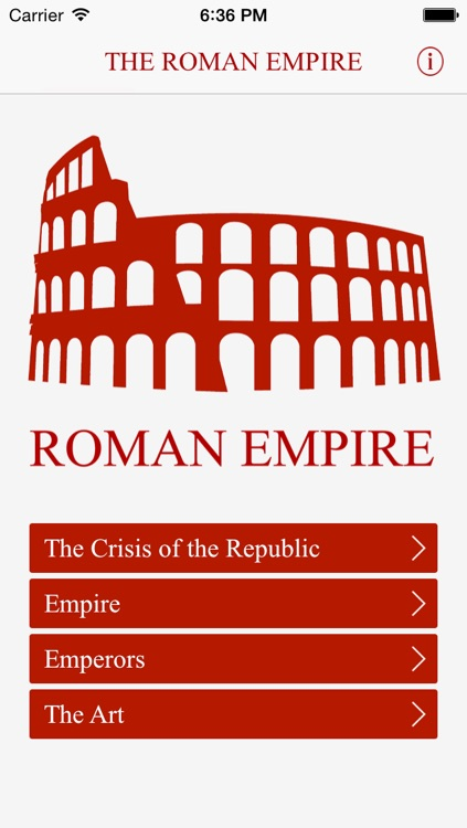 Roman Empire History screenshot-0