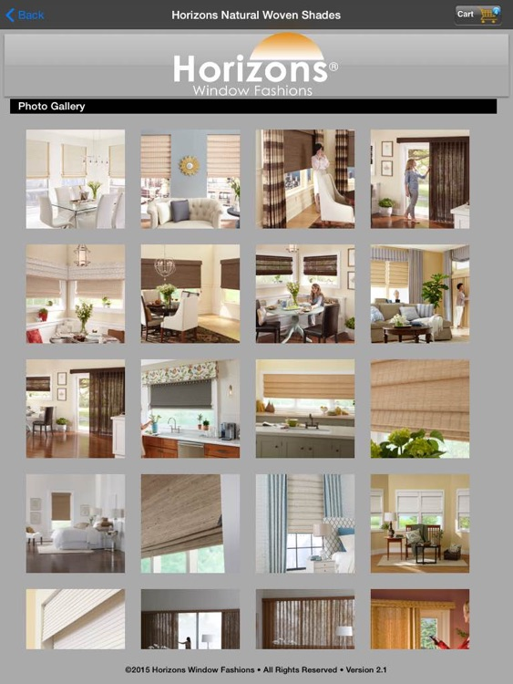 Horizons® Sample Book screenshot-4