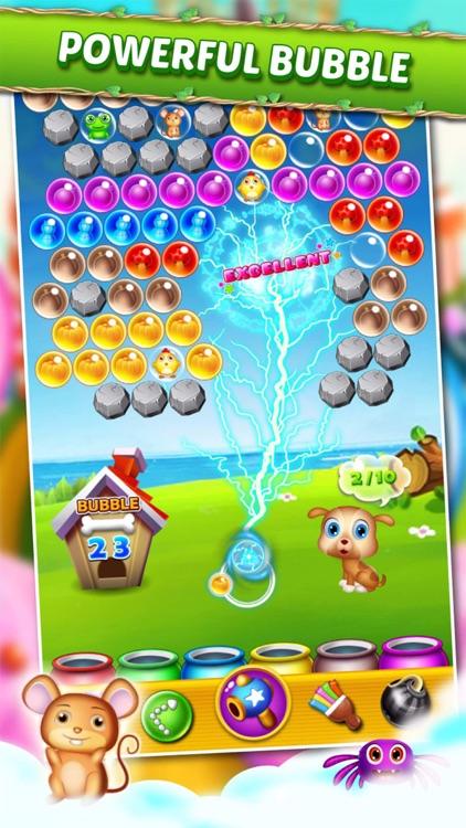 Land Pet Pop 2015: Bubble Shooter Match 3 Adventure Free