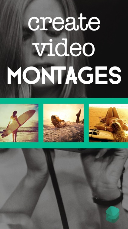 Montage - Join Videos, Edit & Combine Clips into One Single Video