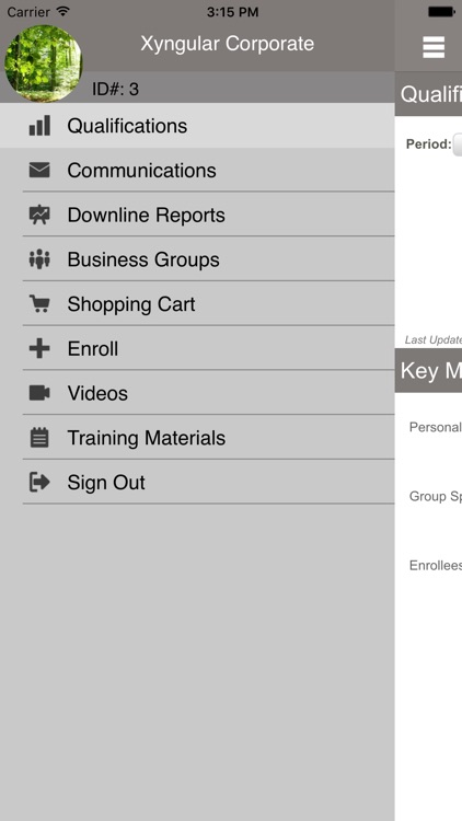 Xyngular Back Office screenshot-1