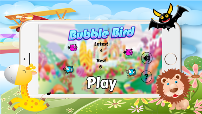 Bubble Bird Blast Deluxe