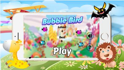 Bubble Bird Blast Deluxe screenshot one