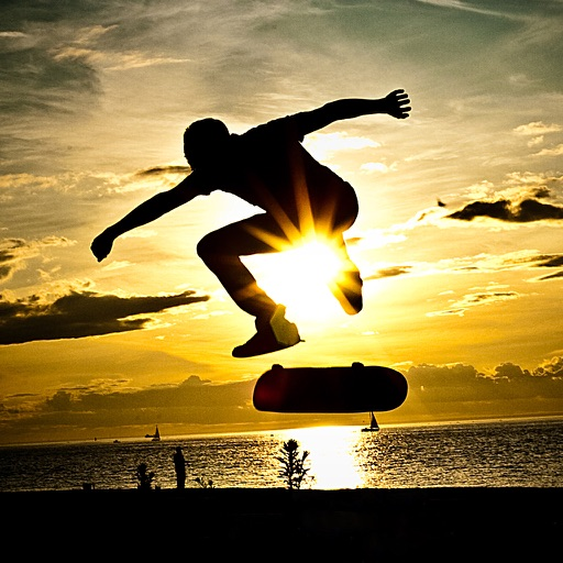Skateboard Wallpapers & Backgrounds HD - Home Screen Maker with True Themes of Skate & Skater