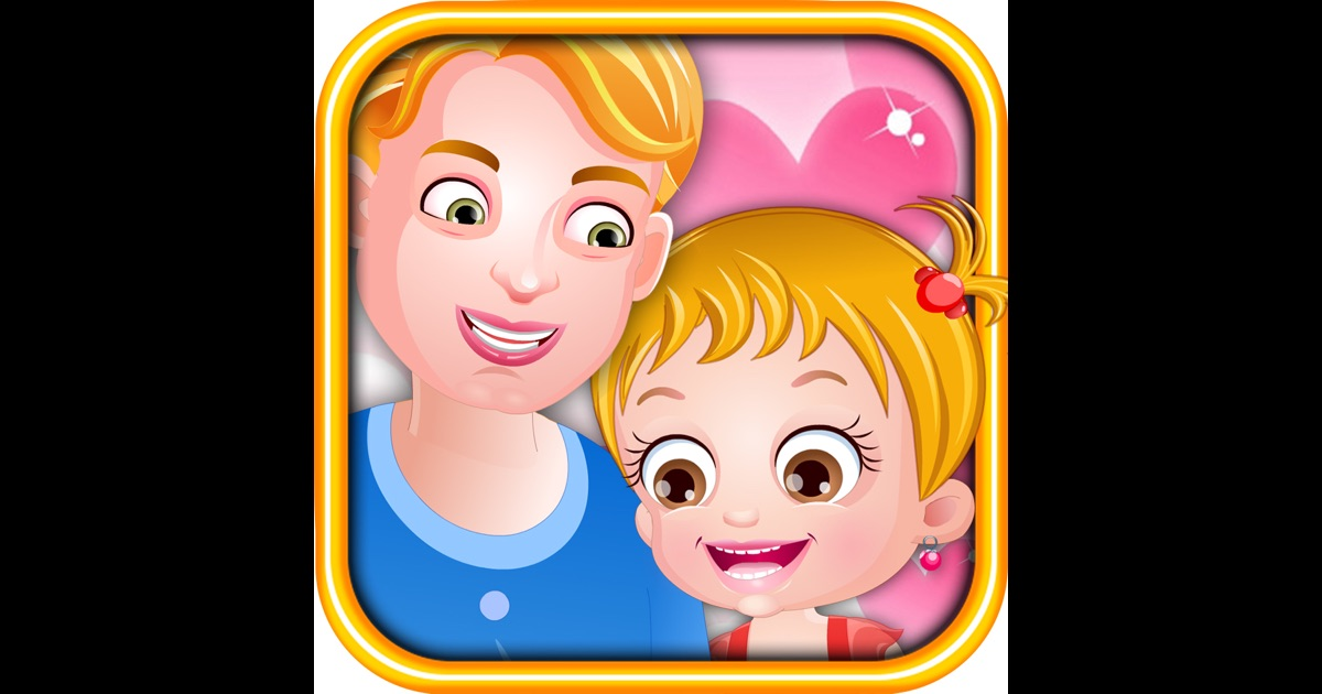 Baby hazel fathers day on the app store