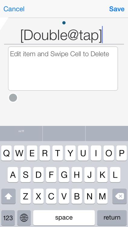 Littlist lite screenshot-3