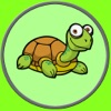 funny turtle for kids - free game