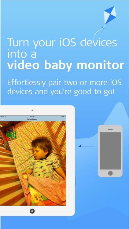 Sound Sleeper - WiFi Video Baby Monitor