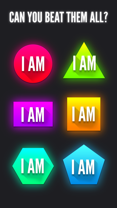 I Am Square - The Shapes Uprise screenshot two