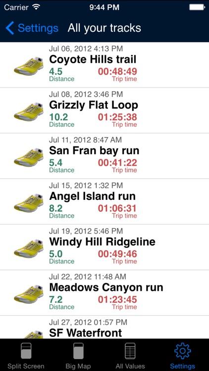 i.Run - GPS Running Coach for Fitness and Marathon screenshot-3