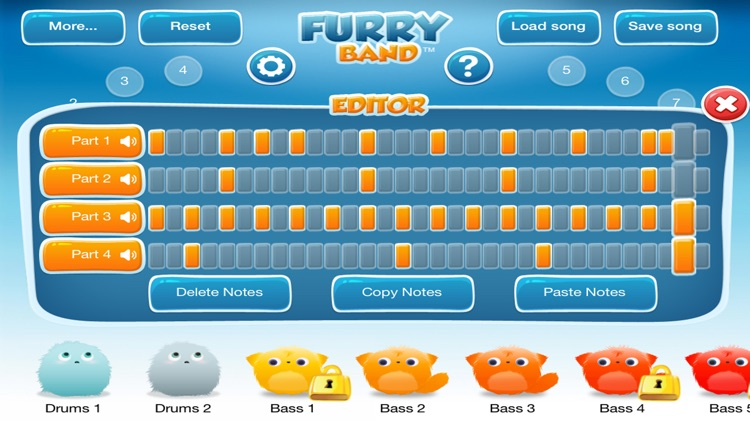 FurryBand ™ : The furry band. Free music for family