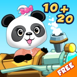 Lola Panda's Math Train 2 FREE – Learn Counting and Addition with Lola!
