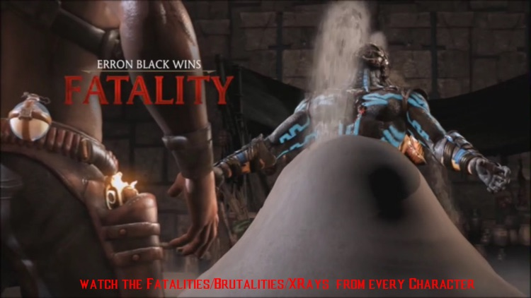 Fatalities lite - Mortal Kombat Edition screenshot-3