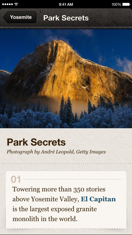 National Parks by National Geographic screenshot-3
