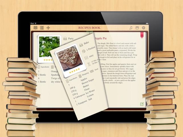 recipe book builder