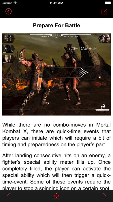 Tips for Mortal Kombat X - Mobile Guide with tips and tricks