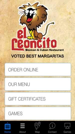 El Leoncito Mexican and Cuban Restaurant on the App Store